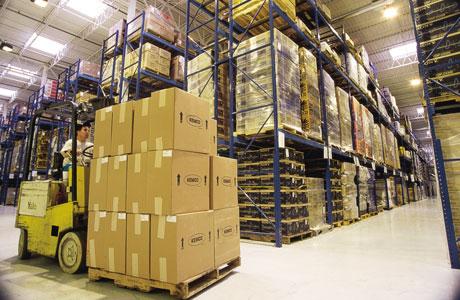 نگهداری کالاهای وارداتی- صادراتی